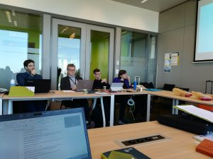 STARS 2nd project meeting, Ghent, March 2018