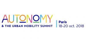 Autonomy 2018
