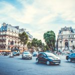 Car Sharing Campout Paris