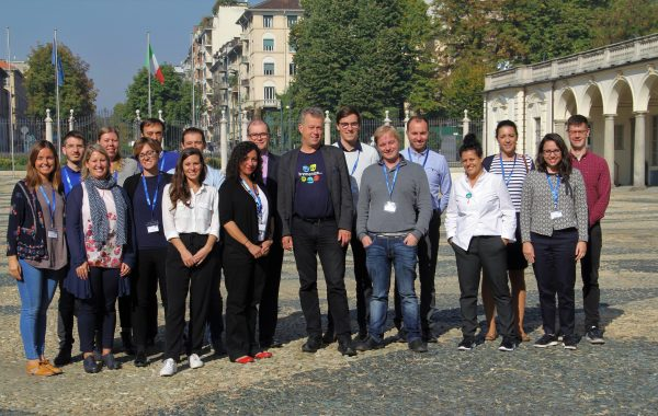 STARS partners - Kick-off meeting in Turin (Italy)
