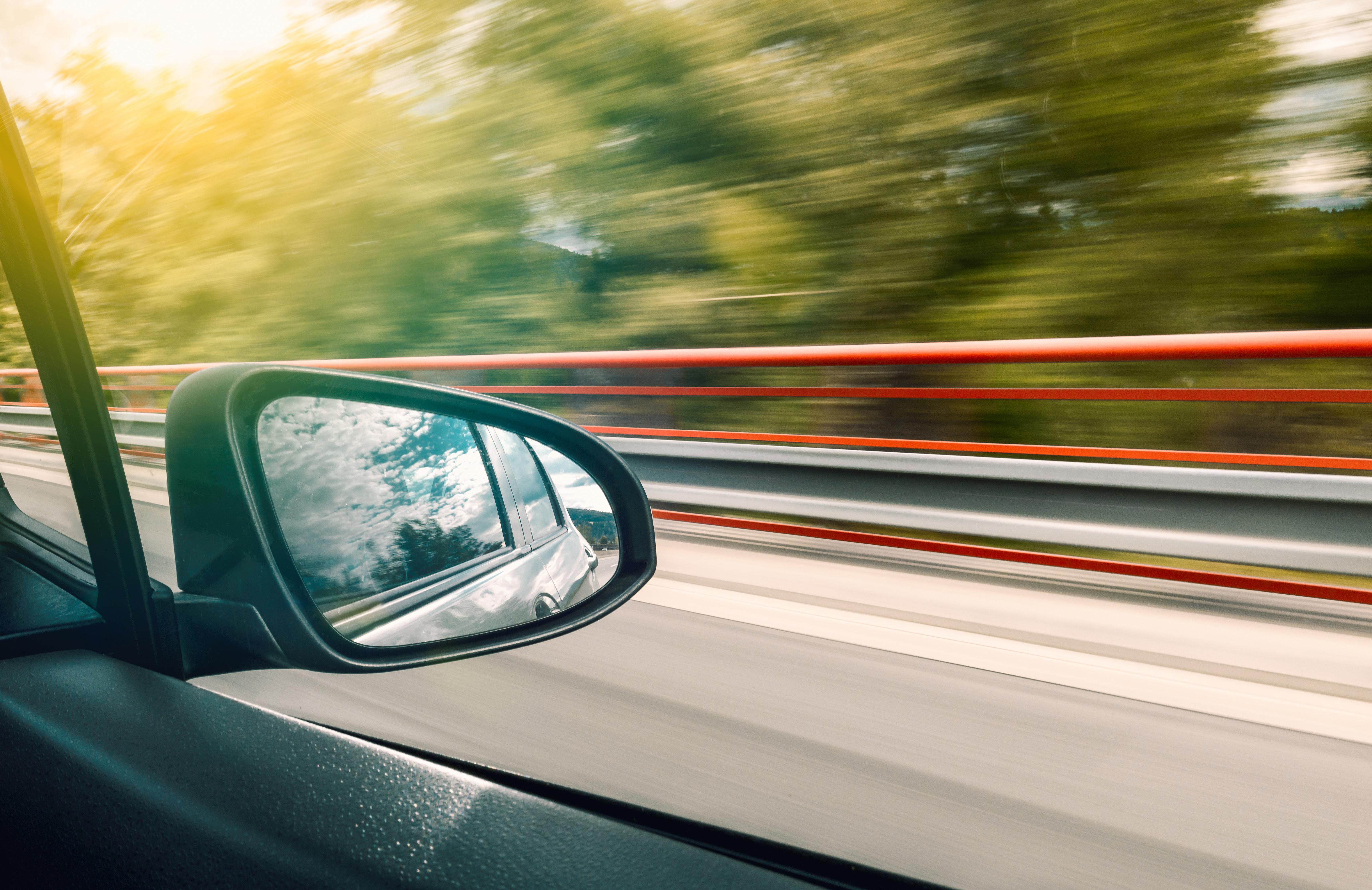 STARS impacts, car, road