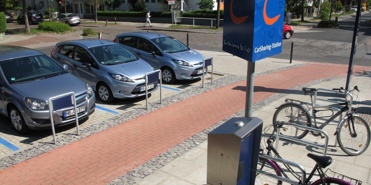 Bremen, mobil.puenktchen