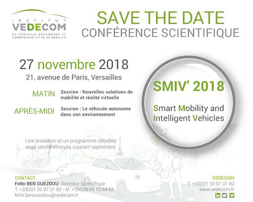 VEDECOM Conference