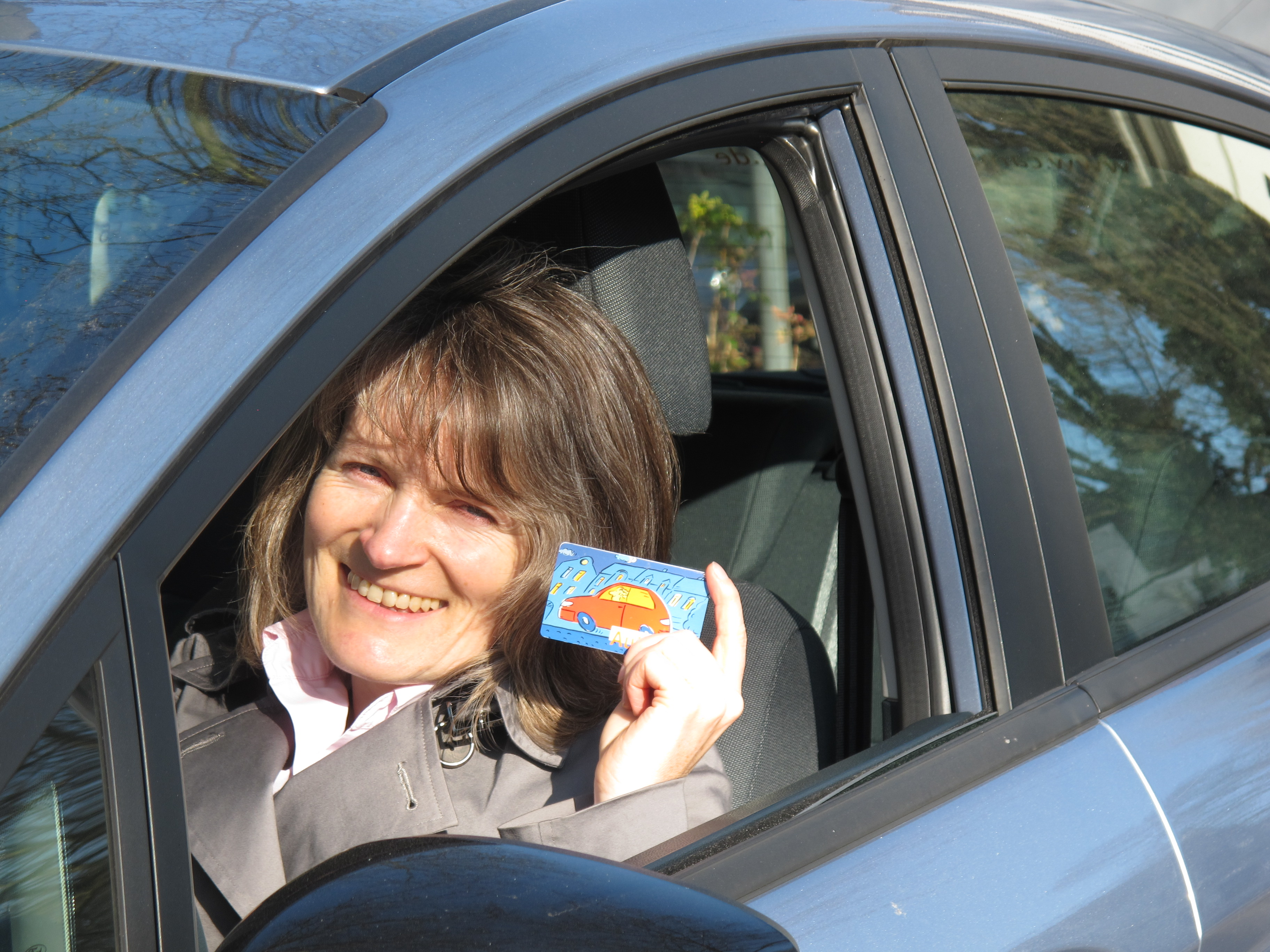 Car sharing expert workshop in Bremen