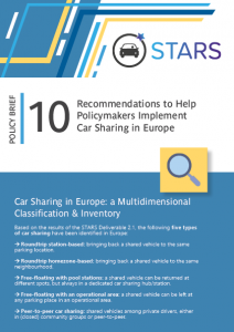 STARS Policy Brief -1