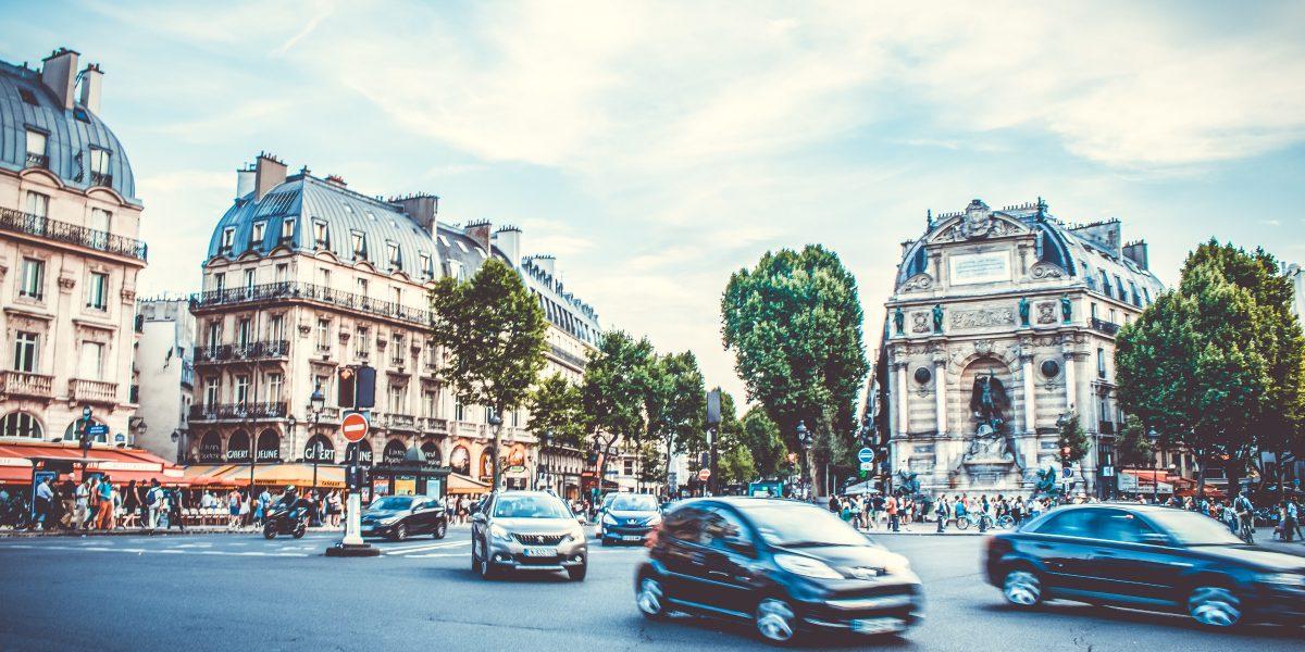 Car Sharing Campout Paris