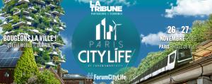Paris City Life: Bougeons la ville! Quelles mobilités demain?