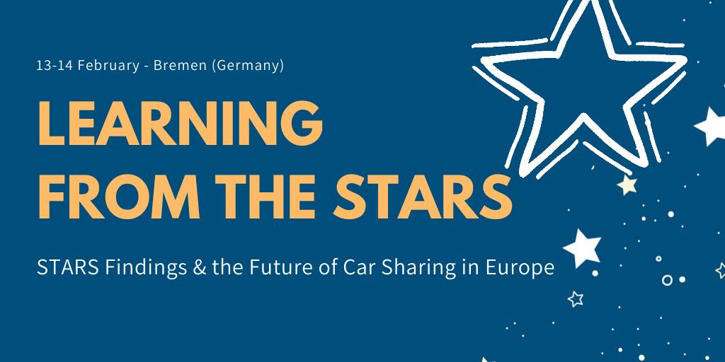 STARS Final event in Bremen